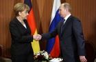 Меркель з Путіним в Сочі обговорять Україну