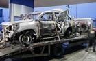 ОБСЄ про підрив авто: Це не нещасний випадок
