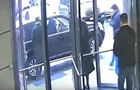 З явилося відео нападу на Навального із зеленкою
