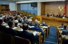 Парламент Черногории одобрил вступление в НАТО