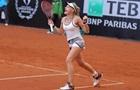 Стамбул (WTA): Ястремська поступилася у наддраматичному чвертьфіналі
