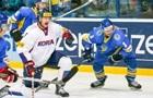 Украина завершила домашний чемпионат мира по хоккею без побед