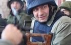 Пореченкову вручили крест  Доброволец Донбасса