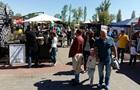 В Запорожье стартовал фестиваль уличной еды