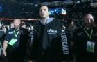 Порошенко о бое Кличко: Спасибо за борьбу