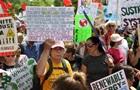 В США протестуют против политики Трампа по климату