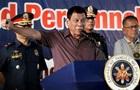 Трамп пригласил скандального президента Филиппин в Белый дом