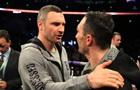 Виталий Кличко: Владимир доминировал и имел все шансы
