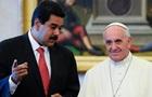Папа Римський може стати посередником у конфлікті у Венесуелі
