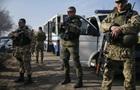 У зоні АТО затримали три машини з контрабандою