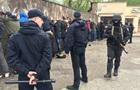 Во Львове произошла массовая драка
