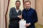 Шахтер продлил контракт с Дарио Срной