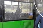 В Харькове обстреляли троллейбус