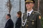 Порошенко посетил мемориал  Быковнянские могилы