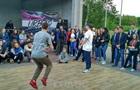 У Запоріжжі пройшов фестиваль молодіжної вуличної культури