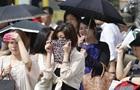 В Японії через спеку госпіталізовано майже тисячу осіб