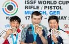 Український стрілок Коростильов зі світовим рекордом переміг на Кубку світу
