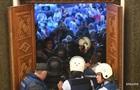 В Македонии осудили девять человек за участие в штурме парламента