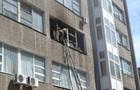 В Одессе горела академия строительства