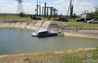 В Запорожской области нашли утонувшее авто с телами внутри
