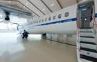 Пассажиры Air Berlin обнаружили дыру в фюзеляже самолета