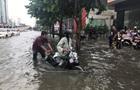 Столицу Таиланда затопило после ливней