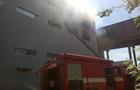 В Киеве горят склады у метро Лесная