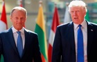 Туск: У США и Евросоюза общая позиция по Украине