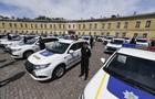 Нацполіція отримала 635 нових гібридних авто