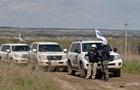 ОБСЄ заявило про зниження числа вибухів на Донбасі