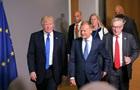 Трамп, Туск і Юнкер виcтупили за ізоляцію КНДР