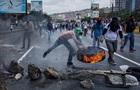 В ходе протестов в Венесуэле погибли 60 человек