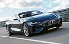 BMW показала прототип новой 8-Series