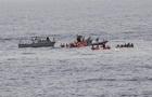 У Середземному морі затонуло судно з біженцями: більше 30 жертв