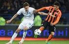 Шахтар - Динамо 0: 0 онлайн трансляція матчу