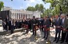 Порошенко открыл Стамбульский парк в Одессе