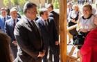 Порошенко и Труханов открыли в Одессе детский оздоровительный лагерь