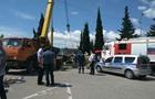 У Криму вантажівка збила на смерть жінку з дитиною