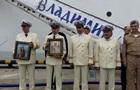 В Сочи освятили круизный лайнер перед отправкой в Крым