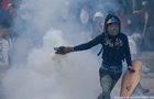 В Венесуэле демонстрации переросли в столкновения с полицией