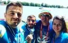 Украинские гребцы выиграли семь медалей Кубка мира в Венгрии