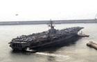 Авіаносець США залишить води Південної Кореї - ЗМІ