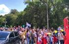 В Запорожье прошел масштабный спортивный фестиваль