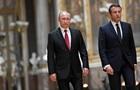 Макрон: Готовий ввести нові санкції проти Росії