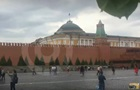 Ураган сорвал крышу на одном из дворцов Кремля