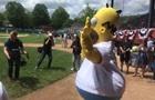 Гомера Сімпсона ввели до Зали бейсбольної слави