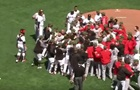 Бейсболисты устроили массовую драку во время матча