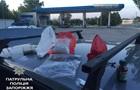 В Запорожье задержали водителя-наркомана с гранатами