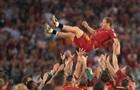 Тотти объявил о продолжении карьеры футболиста