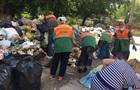 У Гройсмана скрывают, куда вывезут мусор из Львова